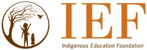 Indigenous Education Foundation - Logo